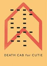 DEATH CAB FOR CUTIE POSTER PICTURE WALL ART PRINT A3 AMK2377