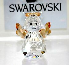 Swarovski Original Figurine Rocking Angel 5287215 New