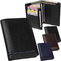 PICARD Herren Geldbörse Portemonnaie Geldbeutel Geldtasche Mens Leather Wallet