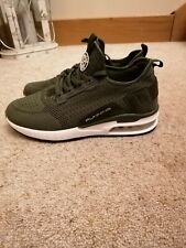Mens Running Shoes Trainers Size 42 Army Green