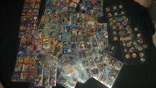 Lot of 500+ Power Rangers,1994-1995 TM & Fleer Cards & Pogs, in Sleeves