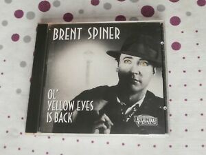 Brent Spiner - Ol' Yellow Eyes Is Back - CD