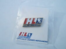 IHL HOCKEY ENAMEL PIN - LEAGUE PIN #1