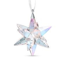 Swarovski Star Ornament, Shimmer, Medium 5545450 New 2020