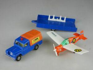 Corgi Toys Gift Set 19 Land Rover Nipper Aircraft Trailer 117556