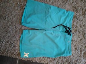 Gents New Blue Board Shorts By Hurley size 32