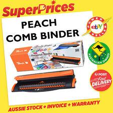 Peach PB20009 A4 Binding Machine