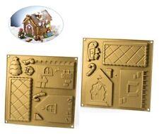 Silikomart Stampo dolci Silicone Casa Natale Christmas Home Sweet Hsh01 Stampi