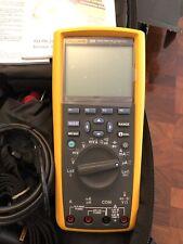New Listingfluke 289fvf True Rms Industrial Logging Multimeter Combo Kit