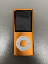 APPLE iPod Nano 4G orange 16GB - neuwertiger Zusatnd