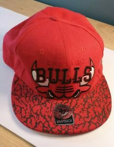 Chicago Bulls Cap Preowned good Condition Forty Seven Brand