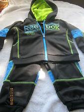reebok kids two piece set size 18 m