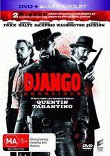 DJANGO UNCHAINED DVD + UV JAMIE FOXX ***