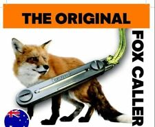 Original Fox Whistle - Reed Type from Best Fox Whistle Australia