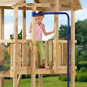 Feuerwehrstange Kletterstange für Spielturm, Kletterturm, Baumhaus, Stelzenhaus