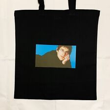 Louis Theroux 90s Weird Weekends Famous Iconic Romantic Stare Canvas Tote Bag