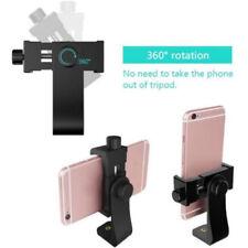 Universal Teléfono Móvil montaje de Trípode Clip Soporte Monopié BASE ADAPTADOR