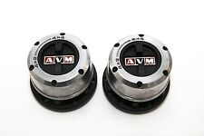 AVM Manual Free Wheel Hubs Pair 417 - > CHEVROLET/ CHRYSLER/ HARVESTER