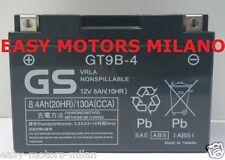 BATTERIA GS YUASA YT9B-4 YAMAHA XT Z TENERE 660 MT03 660 2006>-YZF R7 750 99-00