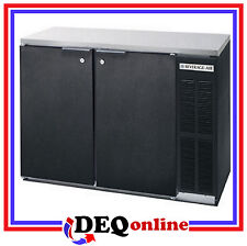 Beverage-Air Bev Air Bb48Hc-1-B-27 Back Bar Refrigerator Stainless Steel Top