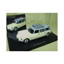 Universal Hobbies Citroën ID 19 Ambulance 1963 1/43