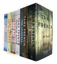 Dublin Murder Squad Series 6 Books Collection Set by Tana French (In The Woods,