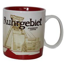 Starbucks City Mug Germany Coffee Cup Ruhrgebiet Pott Kaffeetasse