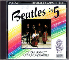 Ofra Harnoy: Beatles by 5 YESTERDAY something Eleanor Rigby MICHELLE GIRL CD