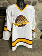 Denfeld Bantams Hockey Jersey Minnesota Men's XL Embroidered High School Hockey