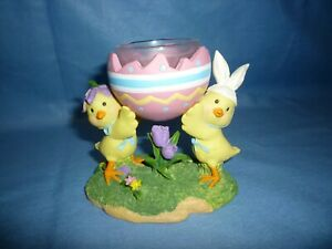 Yankee Candle Easter Decorative Candle Holder  (A613)