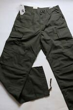 Jeans CARHARTT Columbia Cargo Ansimare (Cypress Rinsed) W33 L34