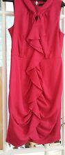 Next Red Dress size 14