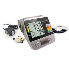 Microlife Deluxe Automático Monitor de presión arterial de medición de un tamaño ajuste fácil