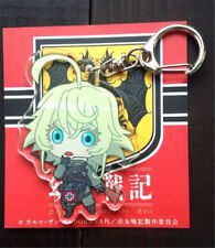 Groove Garage Youjo Senki Tanya WHO DARES WINS Hook and Loop Patch From Japan