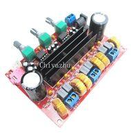 TPA3116D2 2*50W+100W 2.1 Channel Digital Audio Power Amplifier AMP Subwoofer