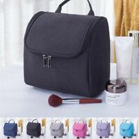 Women Makeup Bag Cosmetic Case Storage Handle Travel Organizer Bags Artist Kit
