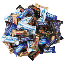 CANDY SNICKERS BOUNTY TWIX KITKAT - Mini Chocolate candies