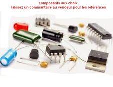 au choix lot composants électroniques passif actif informatique câble ext ...