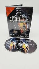 Battlefield 3: Limited Edition (PC Games DVD-ROM, 2011) 2 Set Disc Only