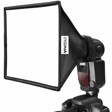Speedlite Flash Light Diffuser Softbox for Canon Nikon YongNuo by VIVITAR Photo®