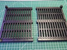 2 x Vertical Mount 12 Slot Pcb Circuit Board balustrade, PCB Slot Rail Support