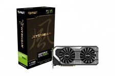 NEW Palit GeForce GTX 1080 Ti JetStream 11GB GDDR5X PCI-E Video Card HDMI DVI DP
