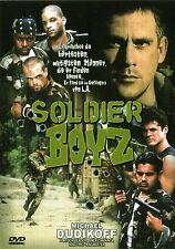 Soldier Boyz , 100% uncut , DVD Region2 , New & Sealed , Michael Dudikoff