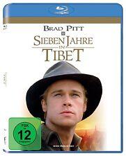 Sieben Jahre in Tibet [Blu-ray](NEU & OVP) Brad Pitt von Jean-Jacques Annaud