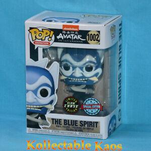 Avatar The Last Airbender - Zuko Blue Spirit Glow in the Dark Pop! #1002 Chase