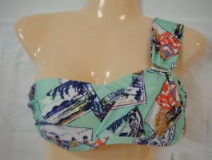 Gianni Bini Size S Small Bikini Top Bathing Suit Top