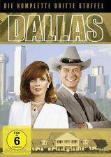 Dallas Staffel 3 - NEU OVP - 7 DVDs