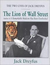 The Lion of Wall Street: The Two Lives of Jack Dreyfus by Jack Dreyfus, Good Boo