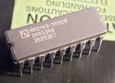 8x AM2149-55DCB 1kx4 SRAM 55ns, AMD
