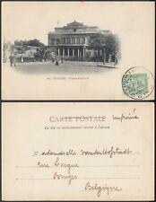 Egypt - Illustrated postcard to Bruges-Belgium...  (EB) MV-6277